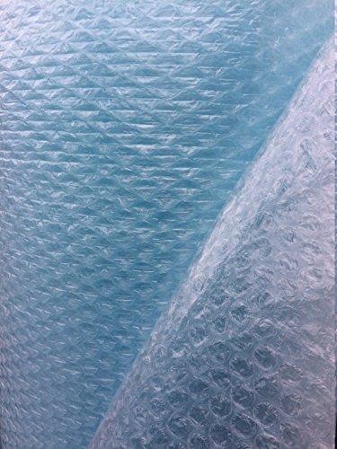 Isolation Warenkorb (Luftpolsterfolie Noppenfolie dick Winterschutz Isolierfolie Frostschutz 1,5 Br. Länge wählbar)