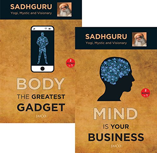 Mind is your Business/Body the Greatest Gadget (2 Books in...