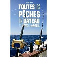 Toutes les pêches en bateau et aux leurres