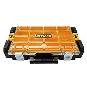 51ID4J7 TeL. SS300  - Dewalt DWST1-75522 Organizador con tapa transparente DS100