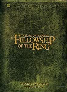 The Lord of the Rings - The Fellowship of the Ring (Platinum Series Extended Edition) [Import USA Zone 1]
