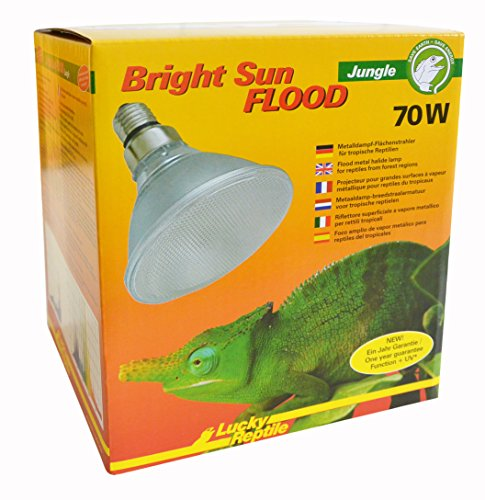 Lucky Reptile BSFJ-70 - Bright Sun FLOOD Jungle 70W