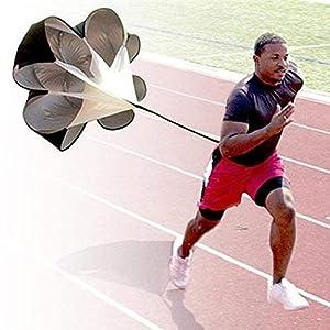 StillCool Sprinttraining 56 Zoll-Speed Training Chute Widerstandskraft...