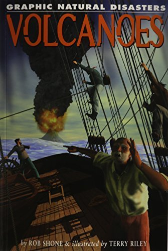 Volcanoes (Graphic Natural Disasters) by Rob Shone (2007-02-01)