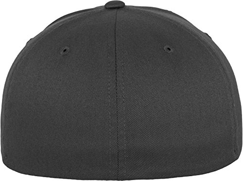 Flexfit Wooly Combed-Cappello per adulti