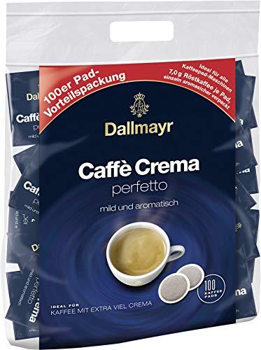 Dallmayr PERFETTO 4x 100 Kaffeepads Vorteilspack 4x 700 g (2800g) - MAXIBEUTEL