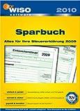 WISO Sparbuch 2010 (f�r Steuerjahr 2009)  Bild