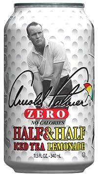 Arizona Arnold Palmer Zero, 11.5-Ounce (Pack of 12)