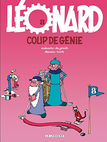 Léonard - tome 8 - Coup de génie