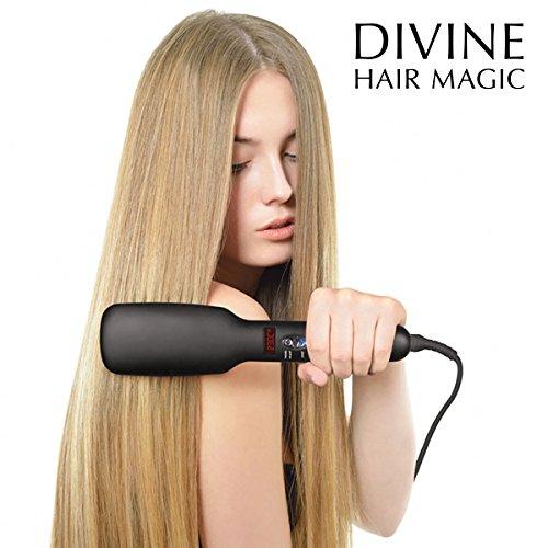 qtimber Brosse à cheveux électrique Iondict #manufacturer # 35 x 7 x 13 cm max 1000 characters