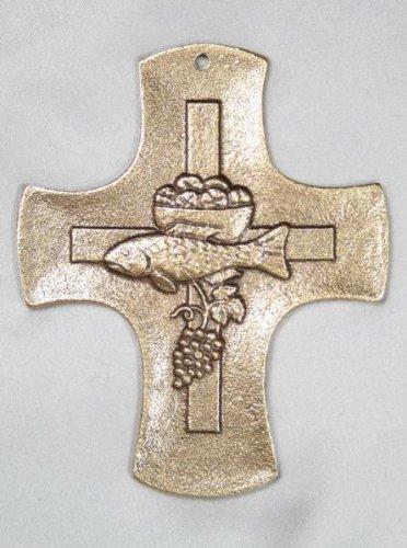 Bronze-Kreuz Kommunion
