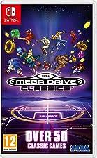 SEGA Mega Drive Classics (Nintendo Switch)