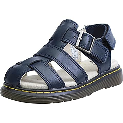 Dr Martens Moby Infant Navy Leather 19 EU