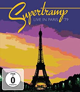 Live in Paris 1979 [Blu-ray] [Import anglais]