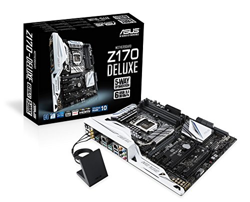 ASUS Z170-Deluxe - Placa base DDR4