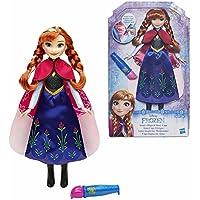 Anna Doll | Disney Frozen | Hasbro B6701 | Magical Story Cape