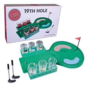 Mini golf drinking game for ADULTS ONLY (EXCLUSIVE)