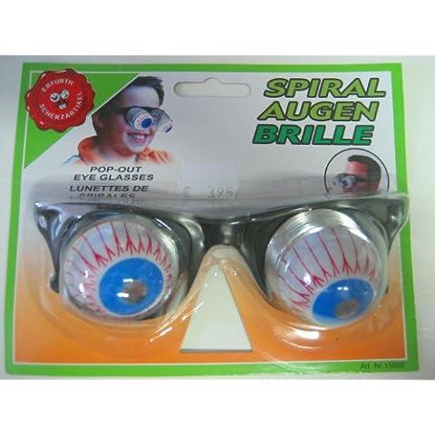 Materiale a Erfurth occhiali con occhi