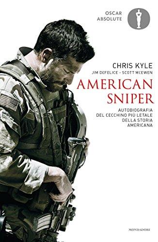 American sniper: Autobiografia del cecchino
