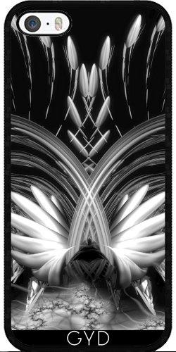 Coque pour Iphone 6 (4,7 '') - Phénix De Ses Cendres by Brian Raggatt Silicone