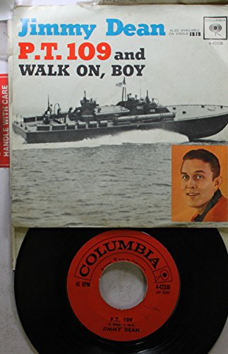 jimmy-dean-45-rpm-pt-109-walk-on-boy