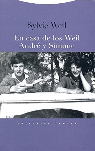 En casa de los Weil, André y Simone Cover Image