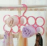 Pindia Premium Quality Plastic Hanger fo...