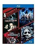 Final Destination 1-4 Collection 4 Film Favorites Blu-ray Region free
