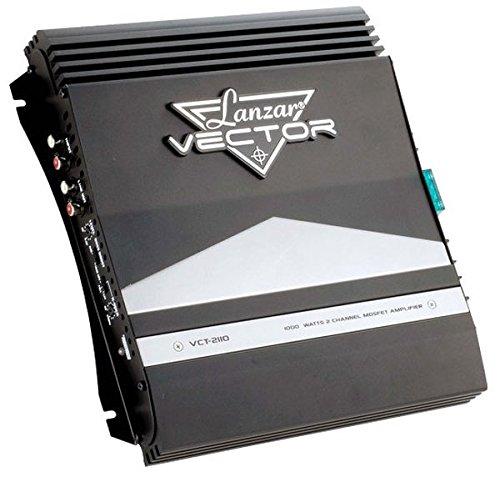 Lanzar VCT2110 - Amplificador Mosfet coche 2 canales