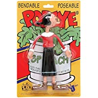 NJ Croce Olive OYL Bendable Figure, Multi Color