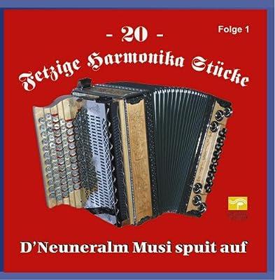20 Fetzige Harmonika Stücke Folge 1