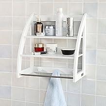 Estanter as para ba o estantes baldas y mucho m s - Amazon estanterias bano ...