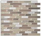 Smart Tiles Muretto Durango 3D Gel-Otm adhesivo para baldosas