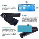 Best Shoulder Wraps - Large Reusable Hot Cold Pack Ice Gel Heat Review