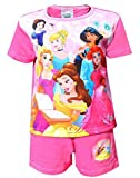 Disney Pijama - para niña Rosa Pink Princess 7-8 Años