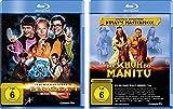 Michael Bully Herbig 2 Disc-Set (Der Schuh des Manitu + (T)Raumschiff Surprise) - Deutsche Originalware [2 Blu-rays]