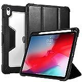 iPad Pro 12.9 2018 Leather Case, ICARERCASE Premium PU
