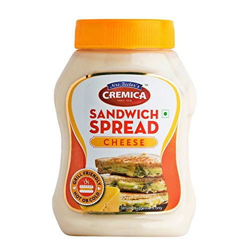 Cremica Sandwich Spread, Cheese, 275g