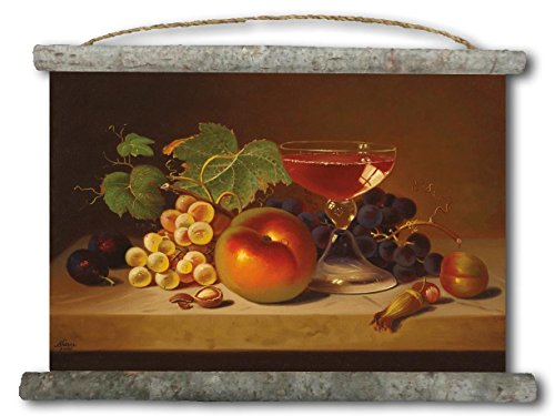 Cocktail-galerie (wgi Galerie wc-fc-2518 Fruit & Cocktail Leinwand Wall Scroll)
