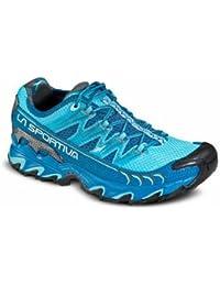 La Sportiva Ultra Raptor Woman Fjord/Malibu - Deportivos de running para mujer, color azul, talla 41
