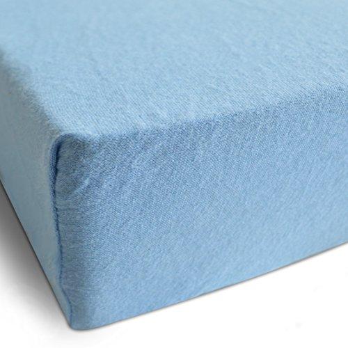 Matratze mit Komfortschaum-Kern, Rollmatratze made in Germany, Bezug waschbar bis 60 Grad, ÖKO-TEX® zertifiziert, Härtegrad (90 x 200 cm)