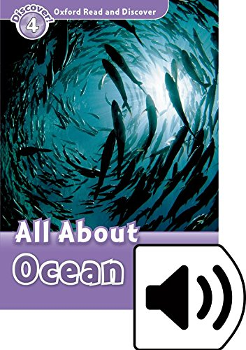 Oxford Read and Discover 4. All About Ocean Life MP3 Pack por Julie Penn