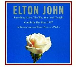 ELTON JOHN -  In loving memory of Diana. Princess of Wales