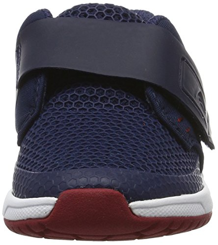 Clarks Jungen Frisby Ace Inf Low-Top Blau (Navy)