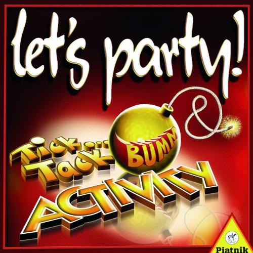Preisvergleich Produktbild Piatnik 6382 - Activity Let's Party, Brettspiel