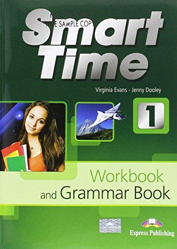 Smart Time 1 Workbook Book