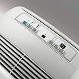 De'Longhi Pinguino PAC N82 ECO Silent - mobiles Klimagerät mit Abluftschlauch, leise Klimaanlage für Räume bis 80 m³, Luftentfeuchter, Ventilationsfunktion, 12h-Timer, 2,4 kW, 75 x 45 x 39,5 cm, weiß - 10