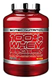Best Whey Protein Supplements - Scitec Nutrition 100% Whey Protein Professional banane 2350 Review