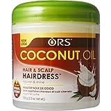 Radici organici stimolatore olio di cocco ammorbidire i capelli/cuoio capelluto 156 g