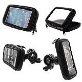 Universal Wasserfeste Fahrrad Handyhalterung / Smartphone Halter für iPhone 5, 5S iPhone SE, iPhone 6, 6S, iPhone 7 - 4,7